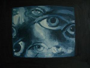 oil on canvas, 2005