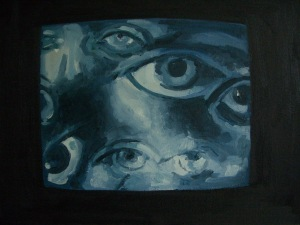 oil on canvas, 2005